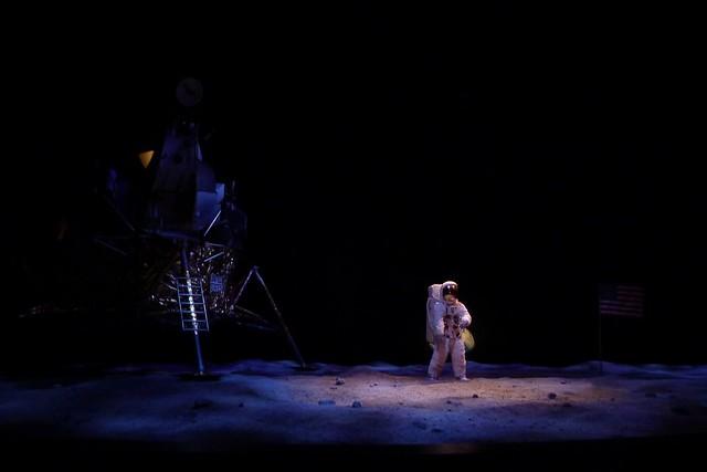Theater: Lunar landing