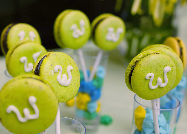 Photo of Macaron Pops by John Manansala