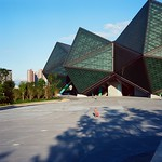 ShenZhen Universiade Sports Centre: Scale