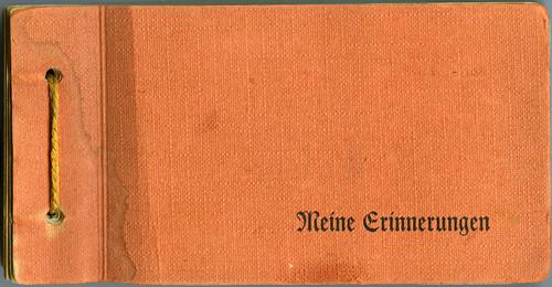 Album etter Franz Affolderbach- forside