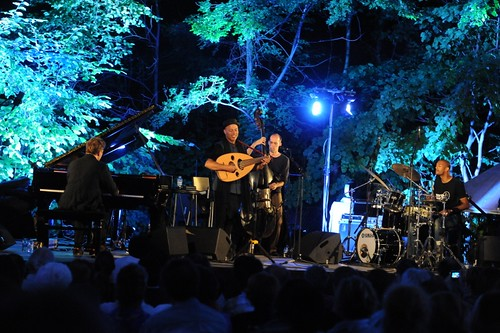Dhafer Youssef @Domaine de Fontblanche By McYavell - 120707 (56)