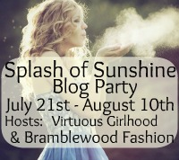 Splash of Summer: Blog Party