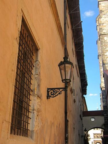 Prahan vanha kaupunki by Anna Amnell