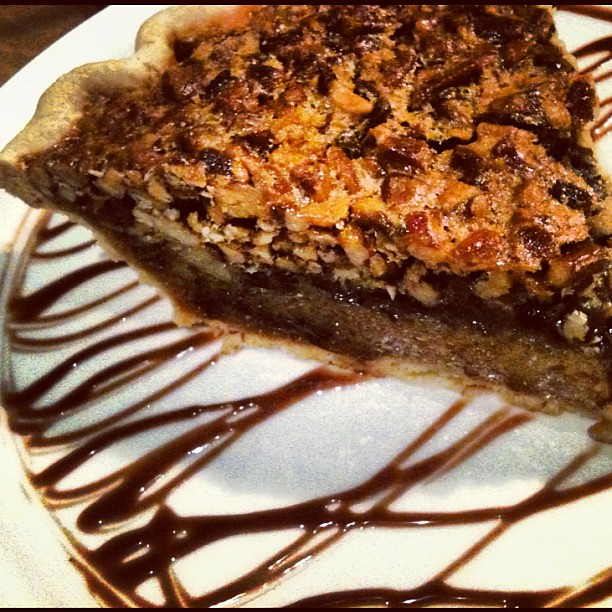 Chocolate caramel pecan pie | Flickr - Photo Sharing!