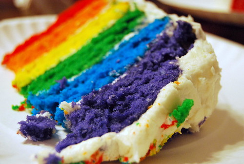 RCP - rainbow cake goodness