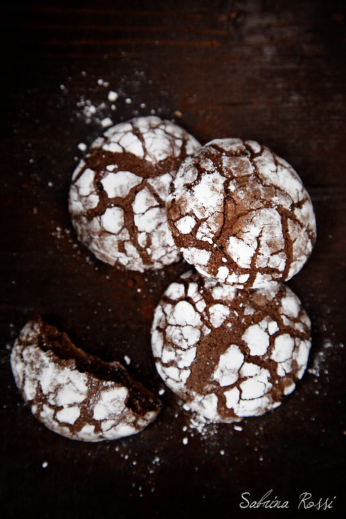 Chocolate&Coffee Cookies