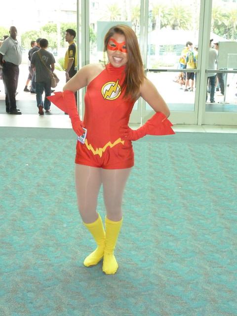 Lady Flash