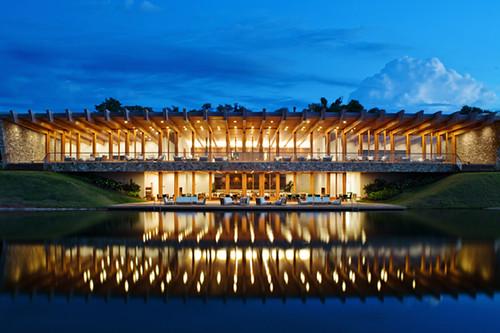 Fasano Boa Vista Hotel, architecture: Isay Weinfeld, photo: Nelson Kon