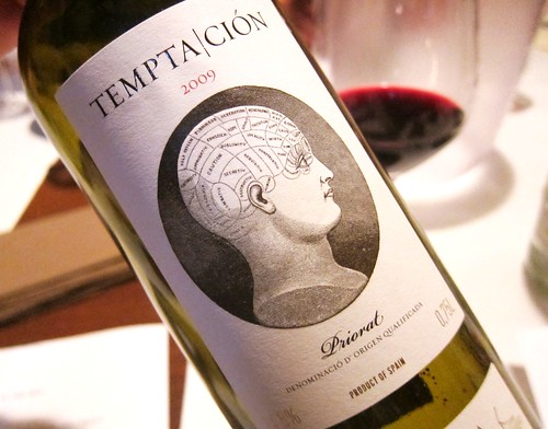 2009 Temptacion by Bodegas Mas Martinet in Priorat