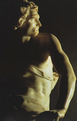 Galleria Borghese, Gian Lorenzo Bernini, David  by HEN-Magonza