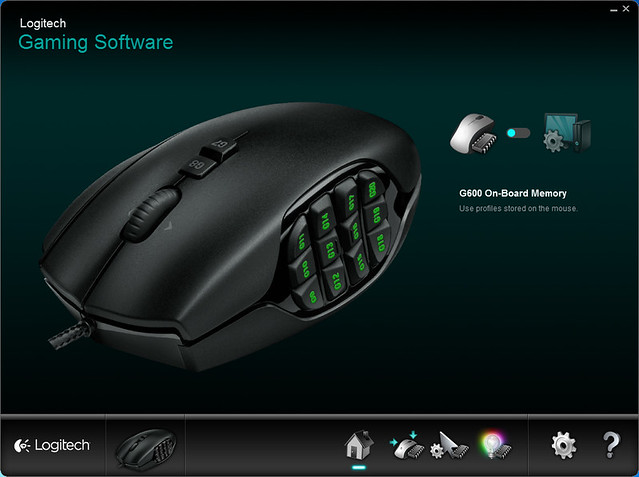Logitech Gaming Software - Default Profile
