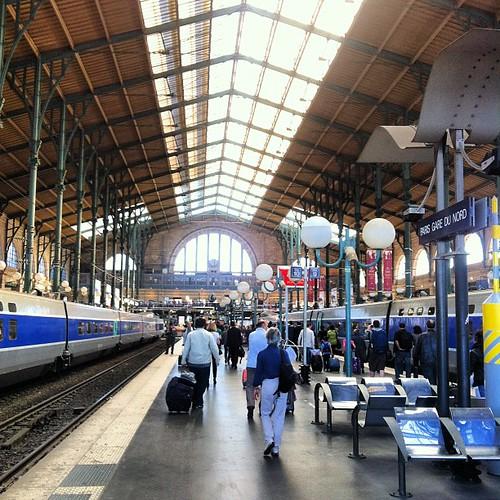 Oh La La Gare du Nord