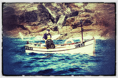 Cornish fisherman