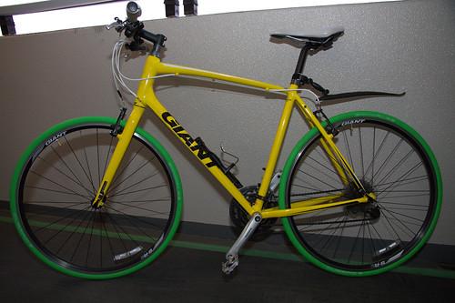 Schwarbe Durano Green 700x25c