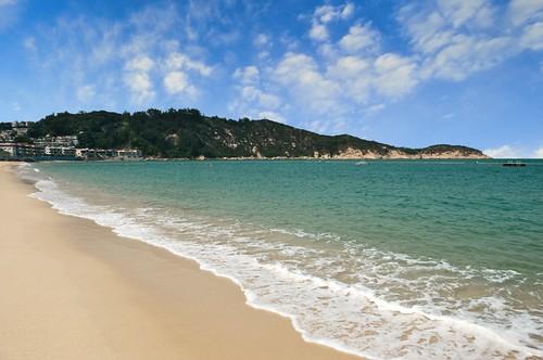 Cheung Cahu Island - beach