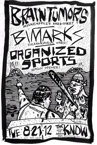 8/21/12 BrainTumors/BiMarks/OrganizedSports