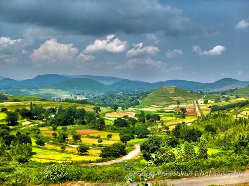 sky nature beauty valley colorphotoaward