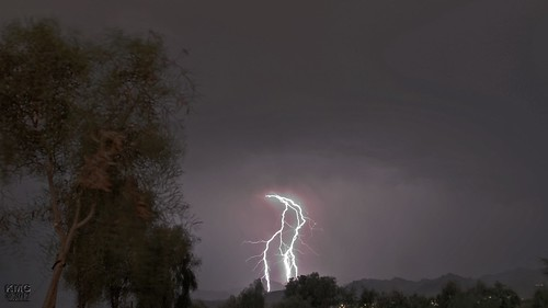 summer storm night monsoon lightning laughlin