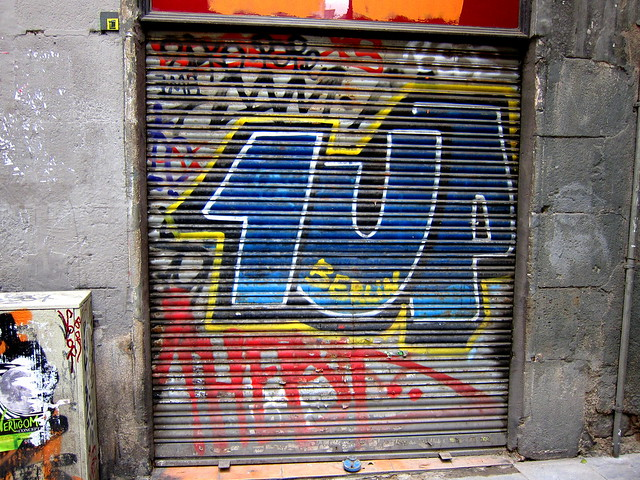 graffiti | 1up | barcelona