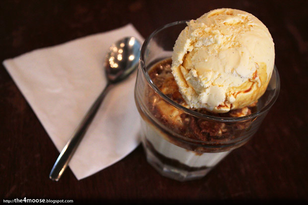 Oriole Cafe and Bar - Affogato