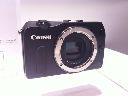 Canon EOS M Blogger Event