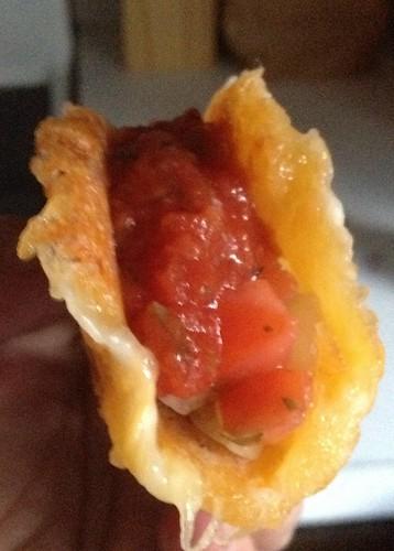 faux taco shell