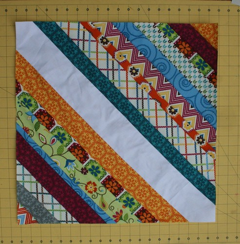7647626632 def8157899 100 Quilts for Kids QA: Assembling the String Blocks