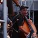 Paul Defiglia on bass by Danielle Pollock