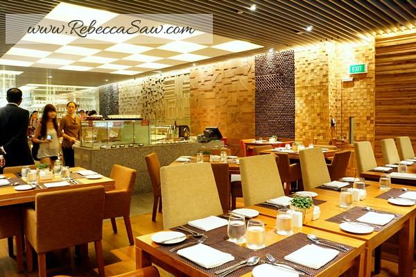 zaffron restaurant - buffet- Oasia Hotel - Singapore (9)
