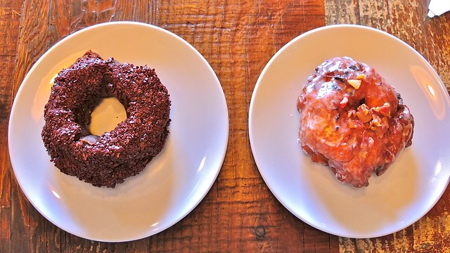 Lucky's Doughnuts at 49th Parallel Roasters Café | Main Street, Vancouver