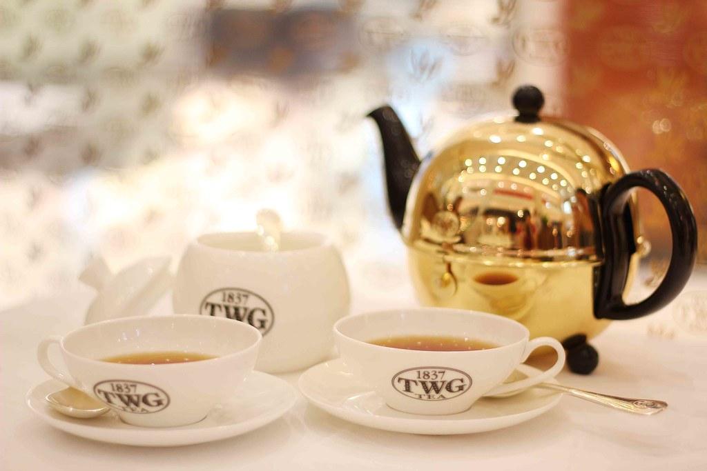 TWG 18k Teapot