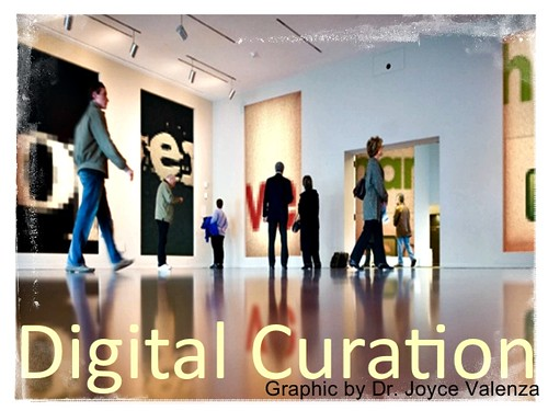 Digital_Curation_Header by Dr. Joyce Valenza