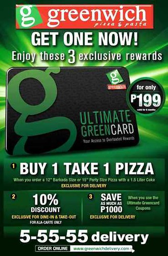 Benefits of Greenwich Ultimate Greencard