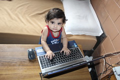 First Came The Blog Than Came The Laptop.. by firoze shakir photographerno1