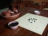 山后65號民宿(山后海珠民宿)平常太忙了,來下盤棋吧,交流彼此的感情