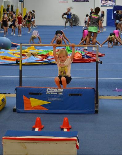 Dylan gymnastics