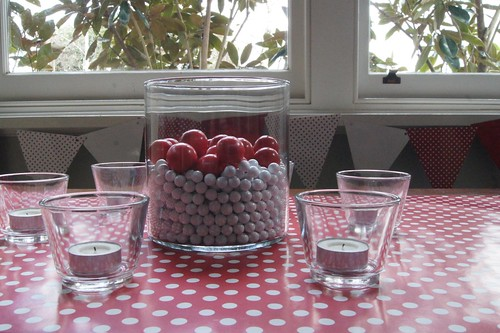 Simple Christmas Table Ideas
