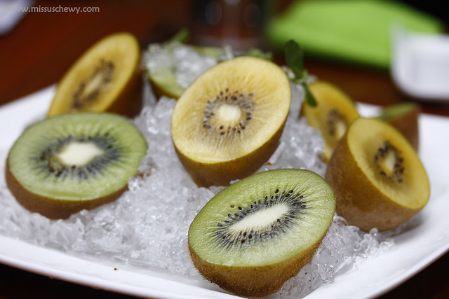 Zespri Kiwi Dinner @ The Living Cafe 042