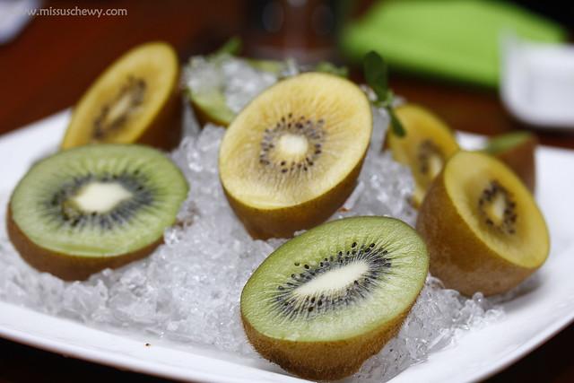 Zespri Kiwi Dinner @ The Living Cafe 042