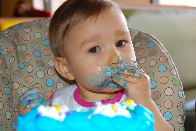 Clara Mae's First Birthday