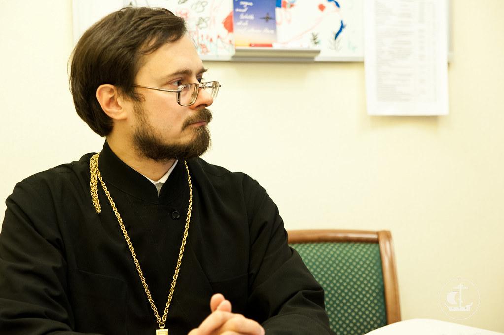 Экзамен по литургике и каноническому праву