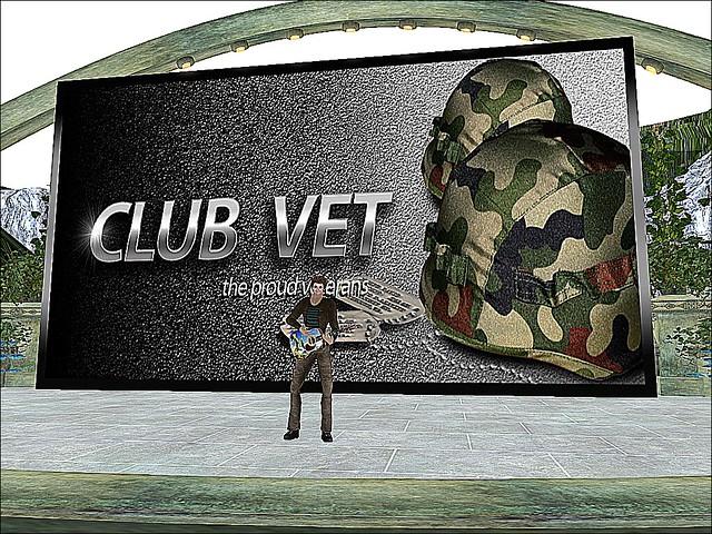Club Vet - Frets Takes A Stroll
