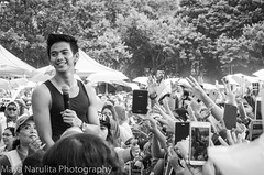 Ini Rizki atau Ridho ya?  Entah 😂  #singer #bnw #bwseries  #buruhmigranseries  #panggungmerahputih  #blackandwhite  #humaninterest #hongkong