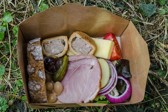 Ploughman's Lunch...