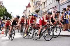 Domácími šampiony ve sprintu se v Táboře stali Čelůstka a Zimovjanová
