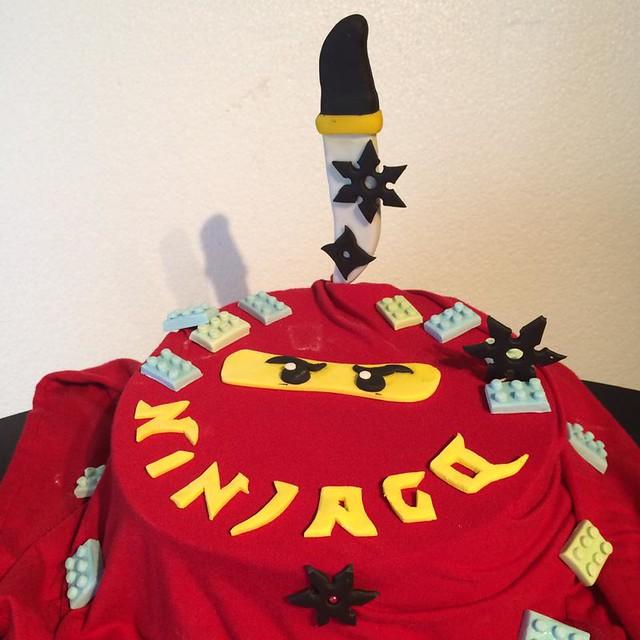 Ninjago Kids by Marina Silvia Rothhuber of Silvycakes
