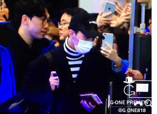 Big Bang - Gimpo Airport - 31dec2015 - G-One - 04