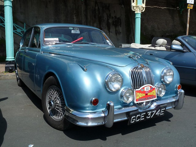 Jaguar MK2 1967  Flickr  Photo Sharing!