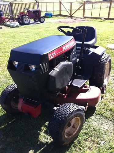 Workhorse craigslist score page 2 wheel horse - Craigslist columbus ohio farm and garden ...