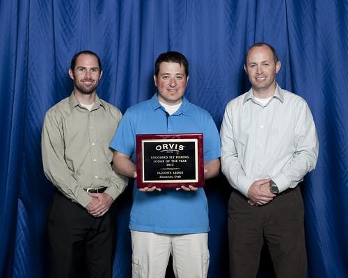 Falcons Ledge Award